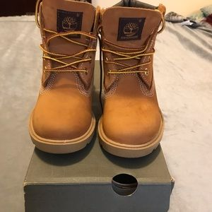 Kids timberlands boots